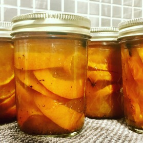 pickled oranges